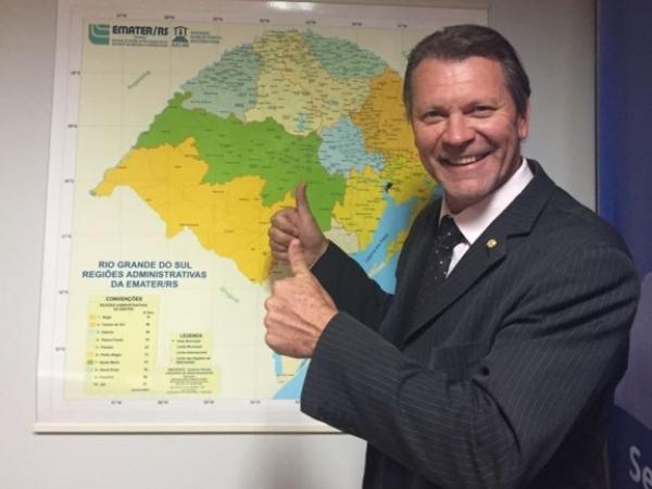 Deputado Afonso Hamm participará do ato da renovação da filantropia da Emater