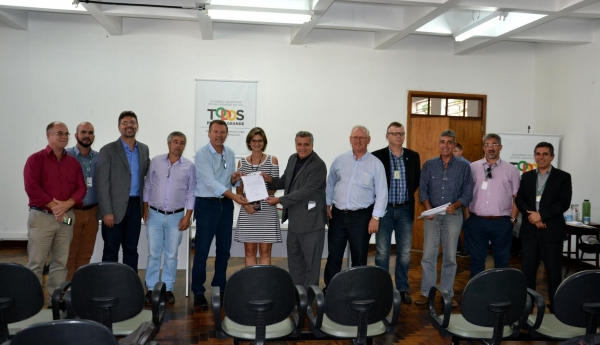 Reunião debate construção de frigorífico modular no Alto Camaquã