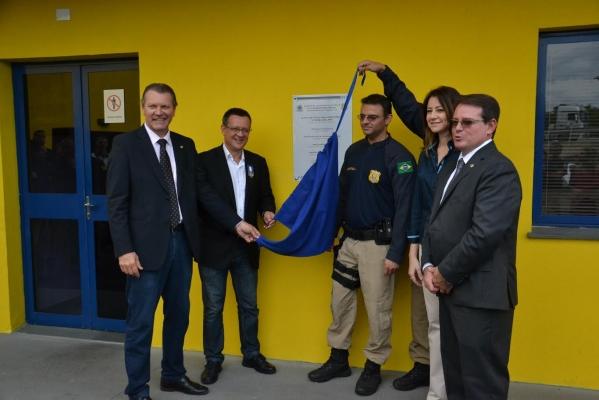 Centro Metropolitano Administrativo e Operacional da PRF é inaugurado