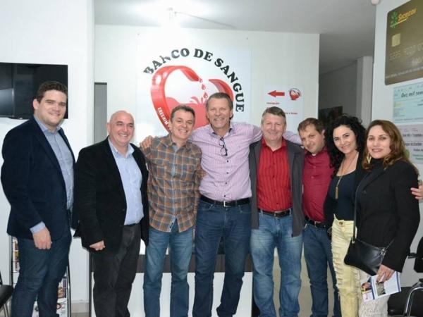 Deputado Afonso Hamm confirma mais R$ 150 mil para saúde de Erechim