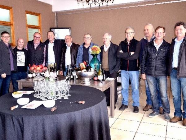 Deputado Afonso Hamm se reúne com vitivinicultores dos Campos de Cima da Serra