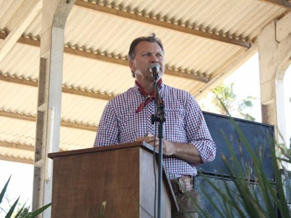Deputado Afonso Hamm participa da 105ª Expofeira de Bagé