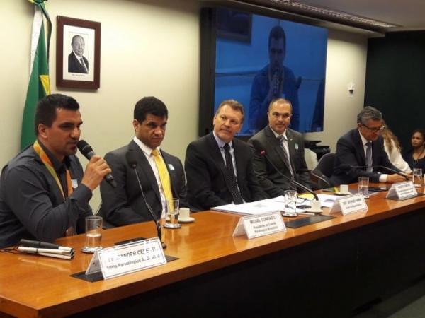 Deputado Afonso Hamm defende ampliação de recursos para o Esporte brasileiro