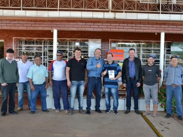 Ipiranga do Sul recebe emenda para a Agricultura