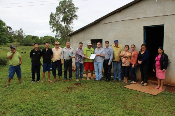 São Borja recebe emenda do deputado Afonso Hamm para Agricultura