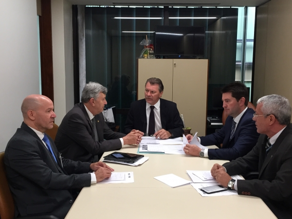 Frente Parlamentar em defesa da BR-116 articula novas ações para garantir recursos para a rodovia