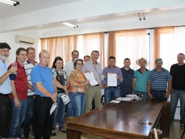 Confirmado empenho de emenda para o município de Viadutos