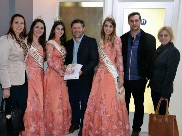Visitas Gabinete Porto Alegre